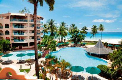 Accra Beach Hotel & Spa - Barbados Cruise and Stay