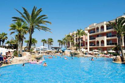 Aparthotel Alcudia Pins - Majorca Cruise and Stay
