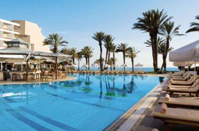 Constantinou Bros Pioneer Beach Hotel - Cyprus Cruise and Stay