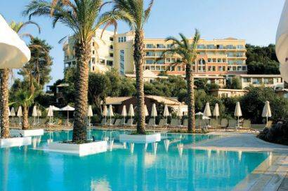Grecotel Eva Palace - Corfu Cruise and Stay