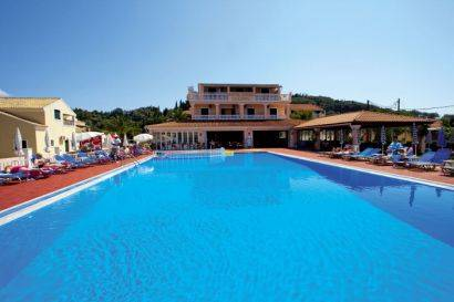 Hotel Alkion - Corfu Cruise and Stay