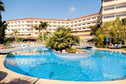 Hotel Atlantica Bay - Cyprus Cruise and Stay
