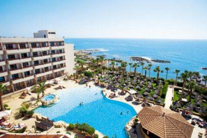 Hotel Atlantica Golden Beach - Cyprus Cruise and Stay