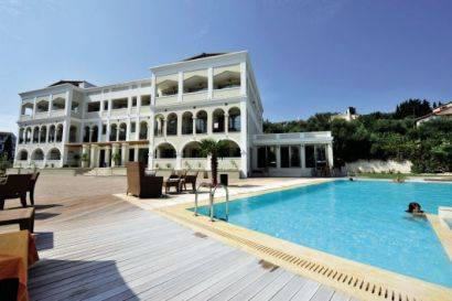 Hotel Corfu Mare - Corfu Cruise and Stay