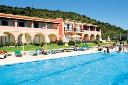 Hotel Costas Golden Beach - Corfu Cruise and Stay