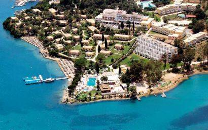 Hotel Louis Corcyra Beach - Corfu Cruise and Stay