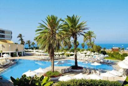 Hotel Louis Imperial Beach - Cyprus Cruise and Stay