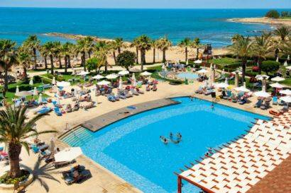 Hotel Louis Ledra Beach - Cyprus Cruise and Stay