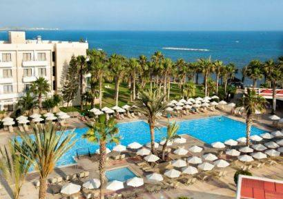 Hotel Louis Phaethon Beach Club - Cyprus Cruise and Stay
