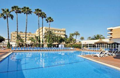 Hotel Santa Ponsa Park-Pionero - Majorca Cruise and Stay