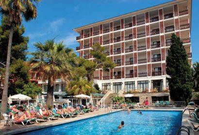 Hotel Talayot - Majorca Cruise and Stay