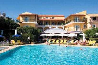 Hotel Three Brothers - Corfu Cruise and Stay