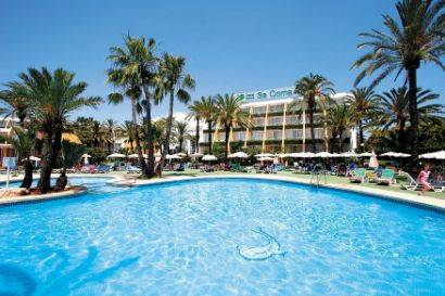 Protur Sa Coma Playa Hotel & Spa- Majorca Cruise and Stay