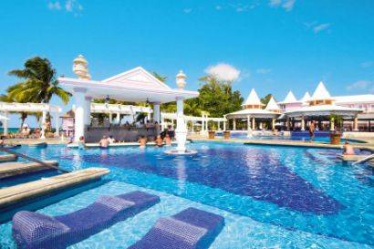 Riu Palace Tropical Bay - Jamica Cruise and Stay