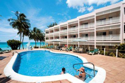 Sea Breeze Beach Hotel - Barbados Cruise and Stay