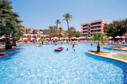 Viva Hotel Rey Don Jaime - Majorca Cruise and Stay