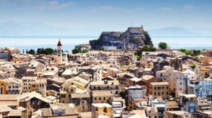 Corfu Cruise and Stay