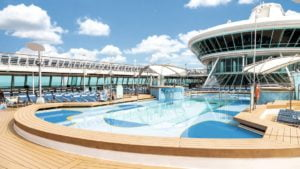 Marella Discovery 2 Pool