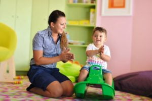 Toddle in a creche