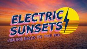 Electric Sunsets 90s Cruise TUI Marella