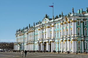 Marella Baltic Cruises - St Petersburg