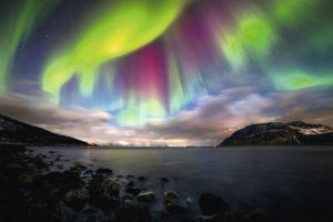 Marella Cruises Northern lights