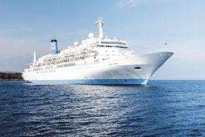 Marella Celebration cruise ship