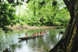 Embera Indian Village Marella  Panama Cruises Experience