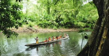 Embera Indian Village