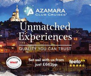 Azamara Club Cruises Spring