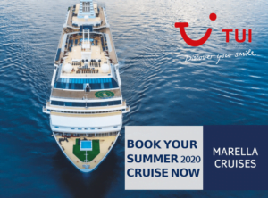 TUI Marella Summer 2020 Cruises Now On Sale