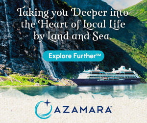 Azamara Cruises - Cruise Holiday Deals 2019 / 2020