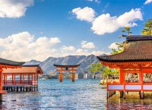 Fred Olsen Cruise Lines Japan