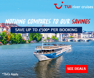 TUI 2021 River Cruise Sale