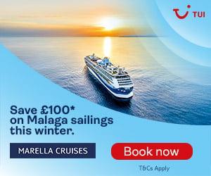 Marella Cruises Malaga Deals